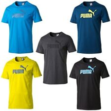 a80eb95b Puma Men's Ess Essential No.1 Logo Tee T-Shirt 5 Colors