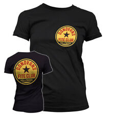 Ray Donovan - Donovan's Fite Club Official Licensed Ladies Fitted T-Shirt S-XXL