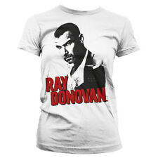 Ray Donovan Official Licensed Ladies Fitted T-Shirt S-XXL (More Colour Options)
