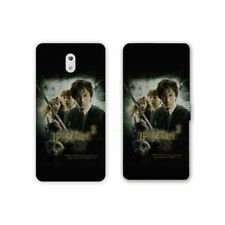 Housse cuir portefeuille Samsung Galaxy J7 (2017) - J730 WB License harry potter