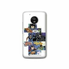 Coque Motorola Moto E4 WB License justice league
