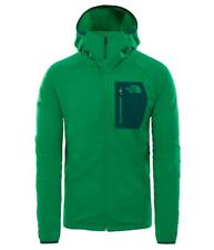 FELPA CON CAPPUCCIO THE NORTH FACE BOROD UOMO VERDE