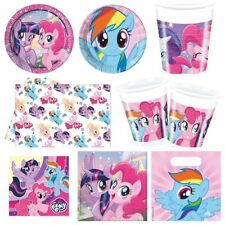 My Little Pony Birthday Parties Girls Pretty Pink Party Tableware Decorations