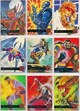 1995 FLEER ULTRA X-MEN BASE SET ~YOU PICK FROM DROP DOWN MENU~ FINISH YOUR SET!!
