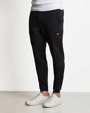 Lyle & Scott Vintage Pocket Sweatpant casuals Track Suit Bottoms Black Worldwide