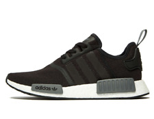 ADIDAS NMD_R1 BLACK/WHITE/GREY DA9299 MEN TRAINERS VARIOUS SIZES
