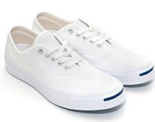 CONVERSE Men's JACK PURCELL Signature Ox Low Top Trainers, White, UK 9 10