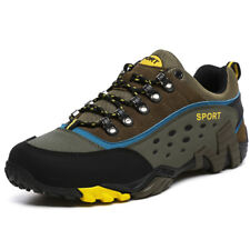 Men's Outdoor Hiking Shoes Trail Trekking Running Mountain Climbing Sneakers