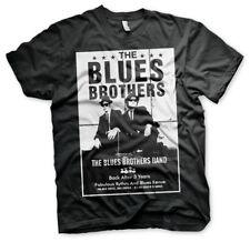 Official Licensed Blues Brothers - The Blues Brothers Poster Men's T-shirt S-XXL