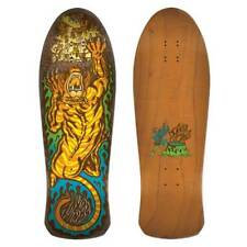 Tavola da Skateboard Old School Santa Cruz Reissue Salba Tiger 10.3'' + Grip