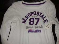 Womens Aeropostale Long Sleeve Top size XS/XXL most with tags CLEARANCE NEW