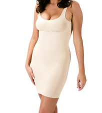 Firm Full Control Seamless Dress By Bodyfit Black Nude 10/12 14/16 18/20