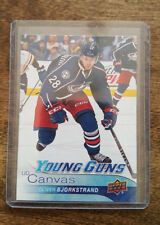 2016-17 Upper Deck UD Canvas Young Guns - You pick from list