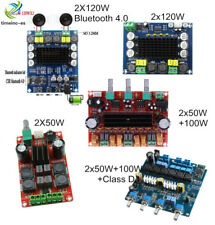 TPA3116D2 Blue/Red Subwoofer Stereo Audio Power Amplifier Board 100/200/240W ES