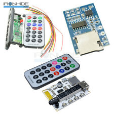 MP3 Decoder Board Sound Audio Wireless Bluetooth USB TF FM Radio for MicroSD Car