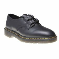 New Mens Dr. Martens Navy 1461 Ghillie Glide Leather Shoes Lace Up