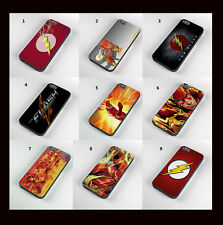 THE FLASH FUNDAS DE MÓVIL PARA IPHONE 4 4S 5 5S 5C 6 & 6 PLUS MARAVILLA & DC