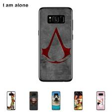 Solf TPU Silicone Case For Samsung Galaxy S8 Mobile Phone Cover Bag Cellphone Ho
