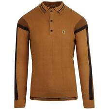 """Gabicci Vintage """"Tempest"""" Knitted long sleeve,Polo Shirt,New-Mod,60s,Retro,Soul"""