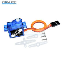1/2/4/5/10PCS 9G SG90 Micro Servo Motor RC Robot Helicopter Airplane Car Boat