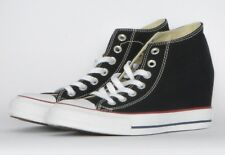 CONVERSE 547198C ALL STAR CHUCK TAYLOR LUX MID Sneakers Nera Donna