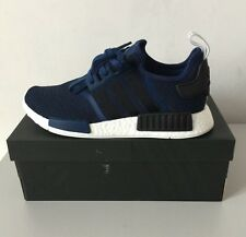 ADIDAS OG NMD_R1 MYSTERY BLUE/BLACK/COLLEGIATE NAVY BY2775 TRAINERS SIZE UK 9.