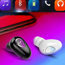 Mini auricolar senza fili Bluetooth Stereo In-Ear auricolare per IPhone Samsung/