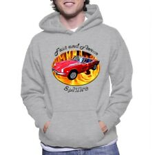 Triumph Spitfire Fast And Fierce Adult Hoody