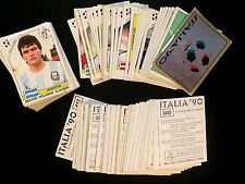 PANINI ITALIA (90,1990) ONLY NEW STICKERS - NUM. 1 - 200 CHOOSE FROM THE LIST