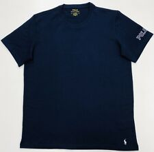 Polo Ralph Lauren T Shirt Crew Neck In Navy Blue
