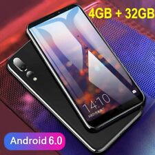 Android 6.0 Touch Screen Wireless Bluetooth GPS Global Position Smartphone