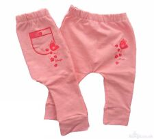 NEW High Quality! Baby Girls *Trousers/ Pants *SOFT COTTON! 6-9/12-18 Months