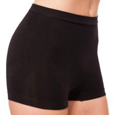 Firm Control Shaping Shorts By Bodyfit Nude Black 8/10 10/12 14/16 18/20