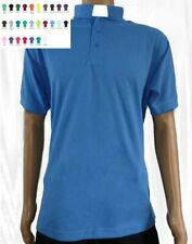 Mens Clerical Clergy Polo Shirt - Easycare Superwash - 26 colours various sizes