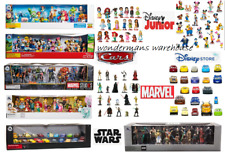 Disney Mega Figurine Sets - Marvel/Cars/Toy Story/Animators/Mickey - Brand New
