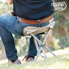 TABURETE PLEGABLE SILLA PLEGABLE CAMPING EXCURSION MONTE PLAYA PORTATIL ASIENTO