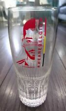 We Are Belgium 2018 Fifa World Cup Jupiler Beer Glass Limited Edition