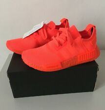 ADIDAS ORIGINALS NMD_R1 TRIPLE SOLAR RED S31507 LTD EDITION TRAINERS SIZE 7.5.