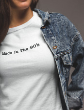MADE IN THE 90'S  T-SHIRT ,ROCK T SHIRT , VINTAGE T SHIRT, GRUNGE UNISEX T-SHIRT