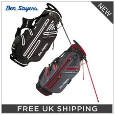 *BEN SAYERS HYDRA PRO WATERPROOF GOLF STAND BAG - NEW 2018 - ASSORTED COLOURS!!*