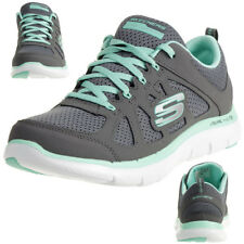 Skechers Flex Appeal 2.0 Simplistic Mujer Zapatos para Fitness Lite Peso Ccgr