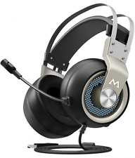 Mpow EG3 Gaming Headset, 7.1 Surround Sound Headphones, 50mm Driver, Mic Control