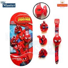 Spiderman Children's Watch For Kids Boys Girls Christmas Gift Xmas Time Gifts