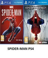 PS4 Spiderman PS4 Spider-Man PS4 Assorted Buy 1 Or Both - MINT - Super Fast DEL