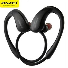 Awei Wireless Waterproof Earphone Bluetooth V4.0 Sport Music HiFi A880BL