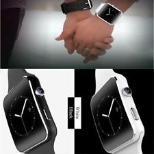 X6 SMARTWATCH OROLOGIO PER iPhone ANDROID HUAWEI CON SIM BLUETOOTH SMARTWATCH