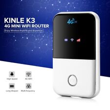K3 4G WiFi Router 150Mbps Mini Hotspot Network Adapter With SIM Micro SD Card