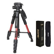 Zomei Q111 56 inch Lightweight Professional Camera Video Aluminum Tripod Camera