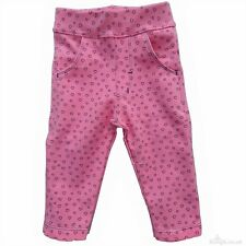 BNWT Baby Toddler Kids Girls *SOFT *HIGH QUALITY Trousers Pants 3-6/ 6-9 Months