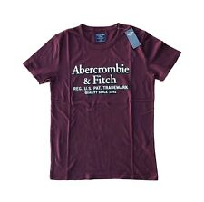 Abercrombie & Fitch Men's Printed Graphic Logo TEE T-shirt All Sizes Free Ship